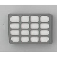 Fakir Motor Koruma Plastik Filtresi