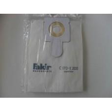 Fakir Kağıt Toz Torbası C170-E200